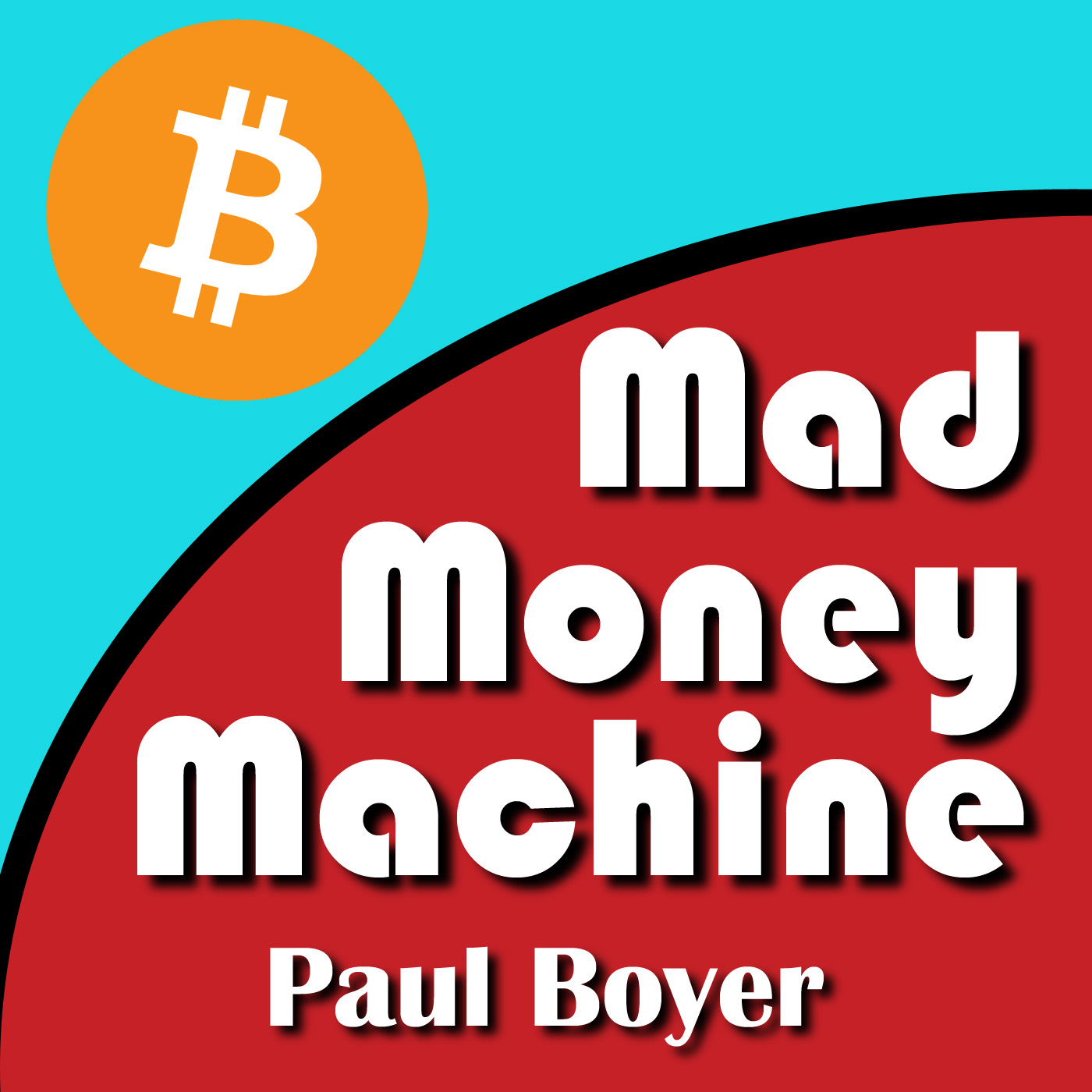 Mad Money Machine Bitcoin Logo